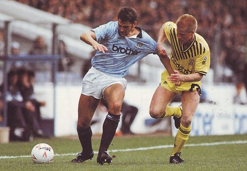 Coventry home 1990 to 91 action2