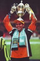 Gillingham playoff final 1998 to 99 weaver trophy