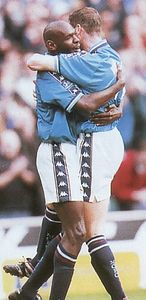 burnley home 1998 to 99 goater goal