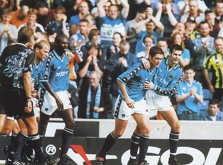 chesterfield home 1998 to 99 bradbury goal