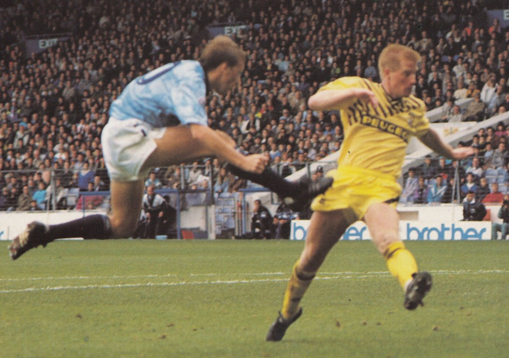 coventry home 1990 to 91 action9