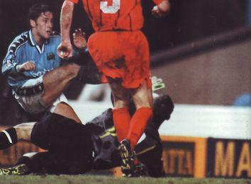 darlington replay 1998 to 99 brown goal