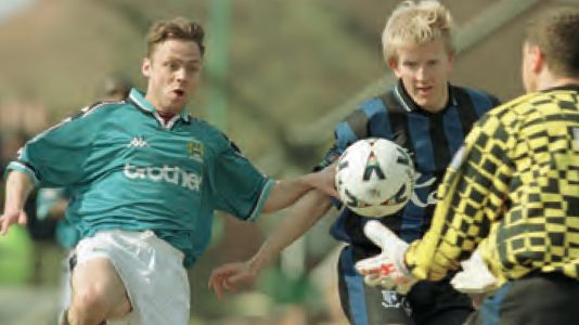 gillingham away 1998 to 99 action