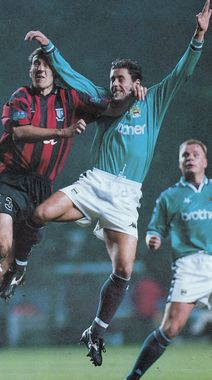gillingham home 1998 to 99 action3