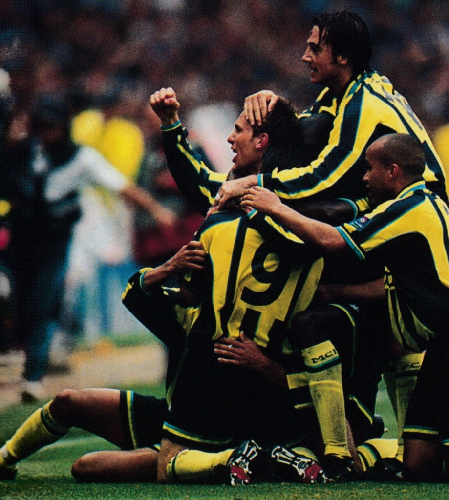 gillingham play off 1998 to 99 dickov goal6