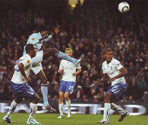 lech posnan home 2010 to 11 adebayor 2nd goal