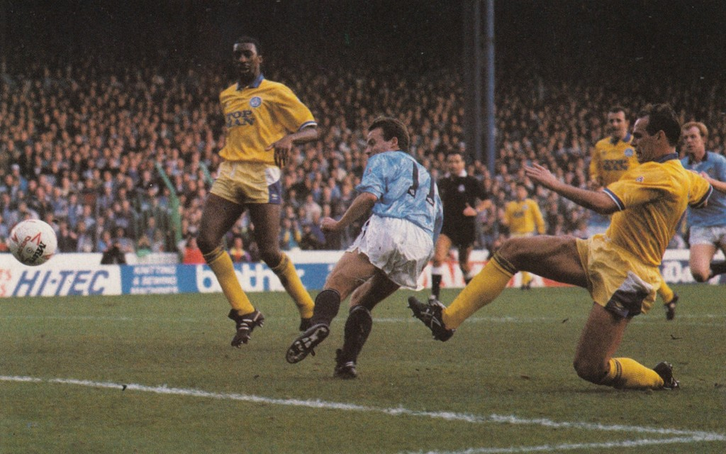leeds home 1990 to 91 action7