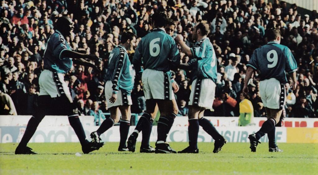 lincoln home 1998 to 99 horlock goal