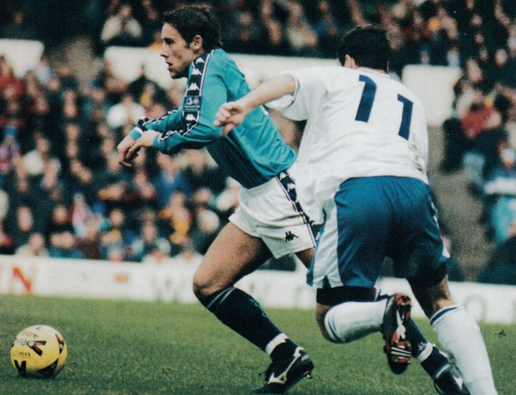 macclesfield home 1998 to 99 action6