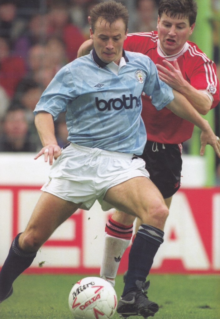 man utd home 1990 to 91 action8