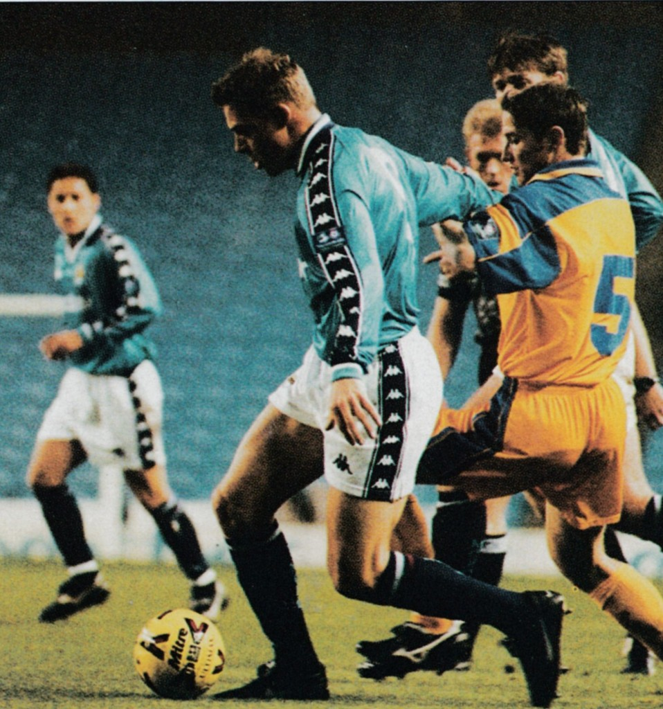 mansfield 1998 to 99 actiom6