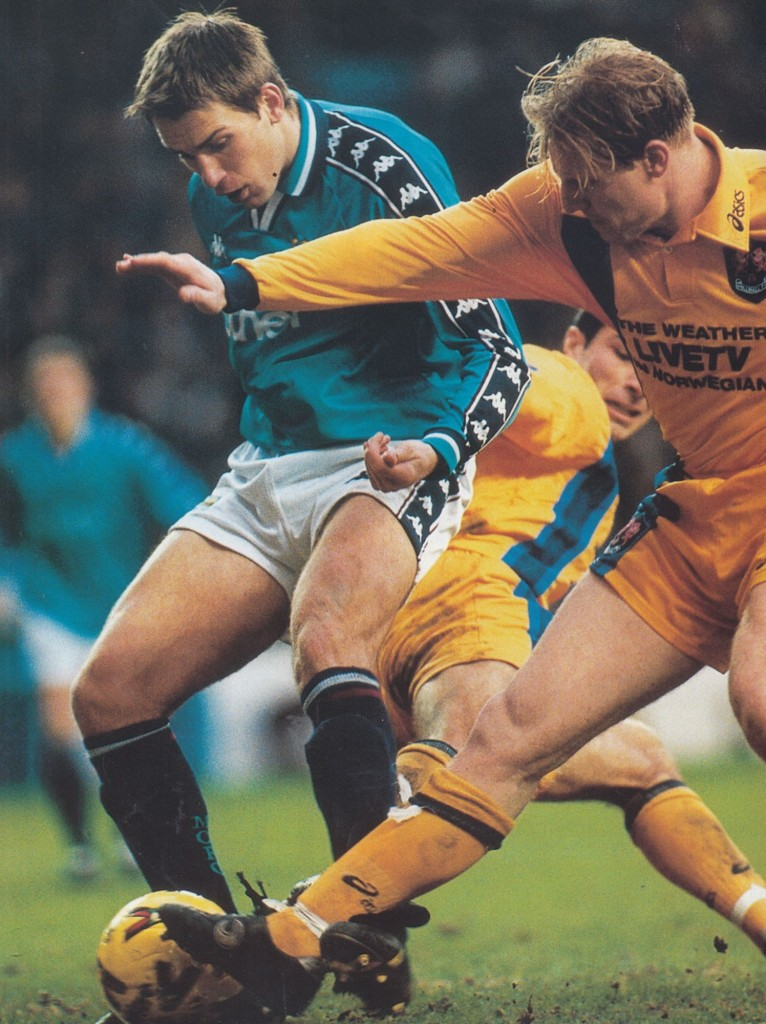 millwall home 1998 to 99 action4