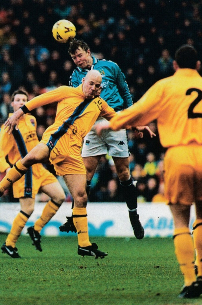 millwall home 1998 to 99 action7