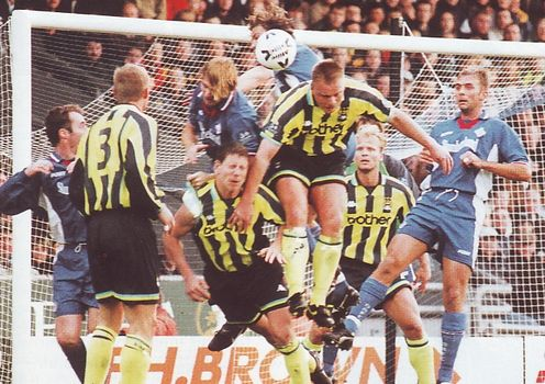 oldham away 1998 to 99 action2