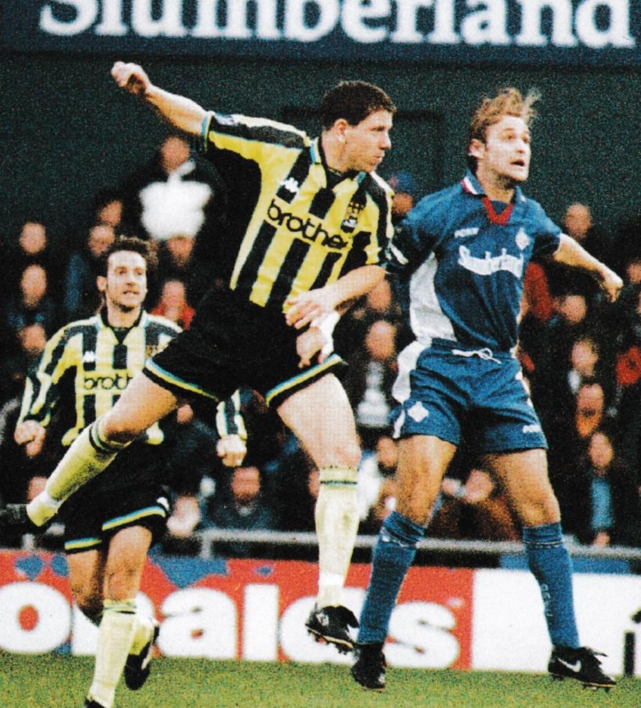 oldham away 1998 to 99 action4