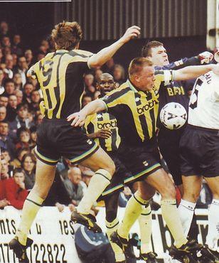 preston away 1998 to 99 action