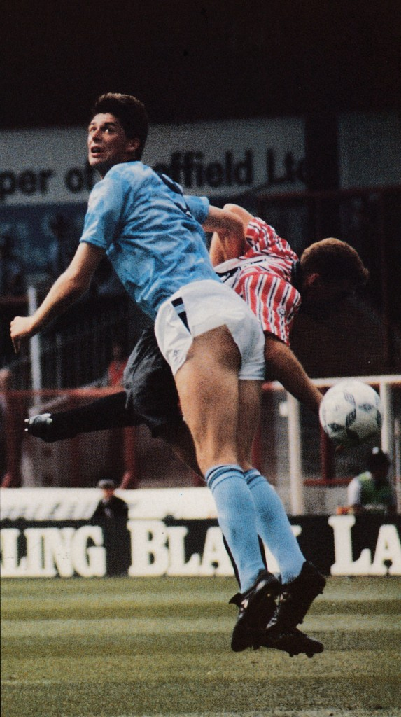 sheff utd away 1990 to 91 action7
