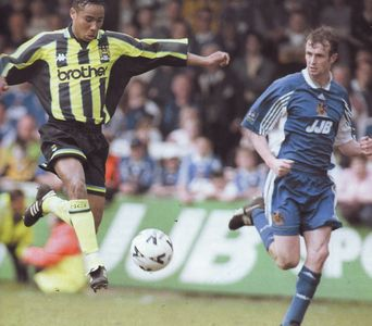 wigan away play off 1998 to 99 action2
