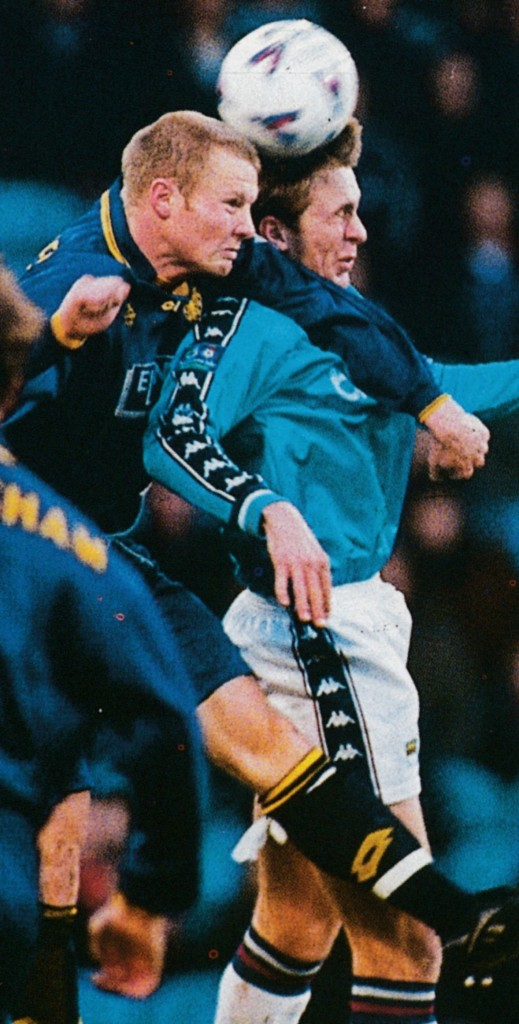 wimbledon fa cup 1998 to 99 action3