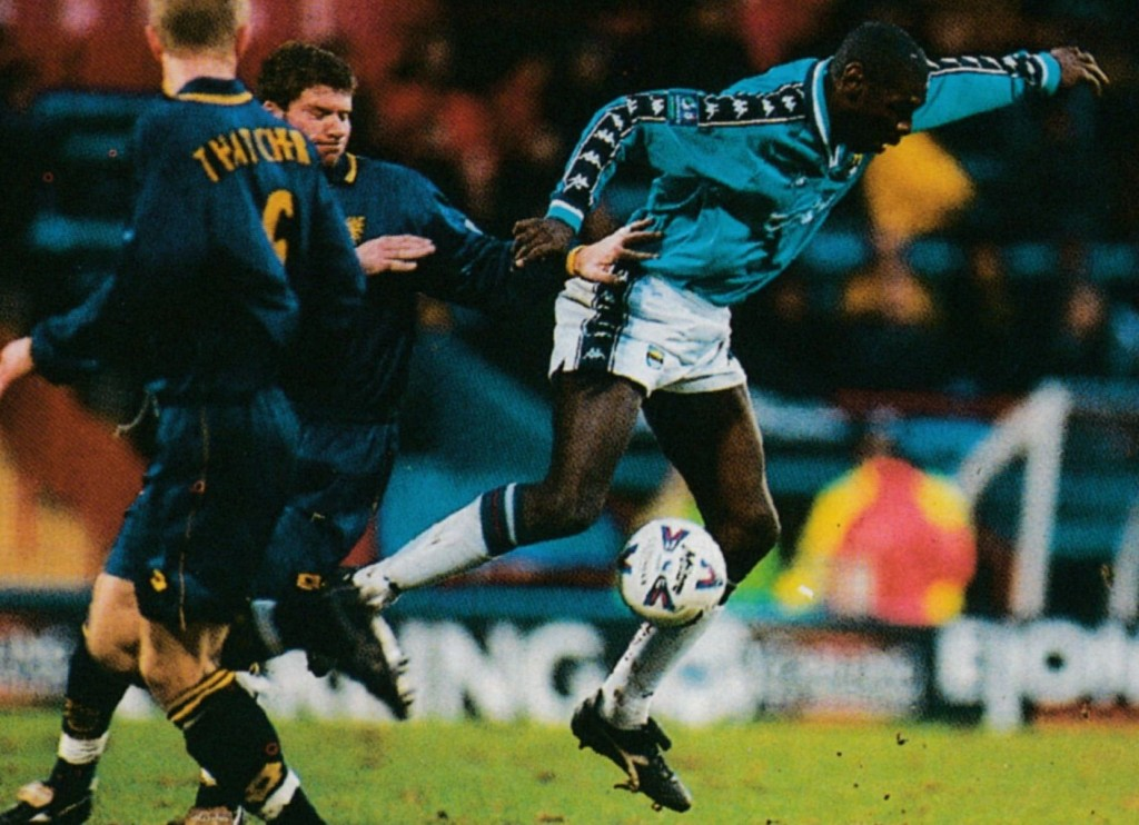 wimbledon fa cup 1998 to 99 action4