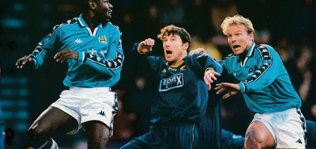 wimbledon fa cup 1998 to 99 action5