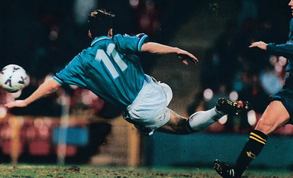wimbledon fa cup 1998 to 99 dickov disallowed goal