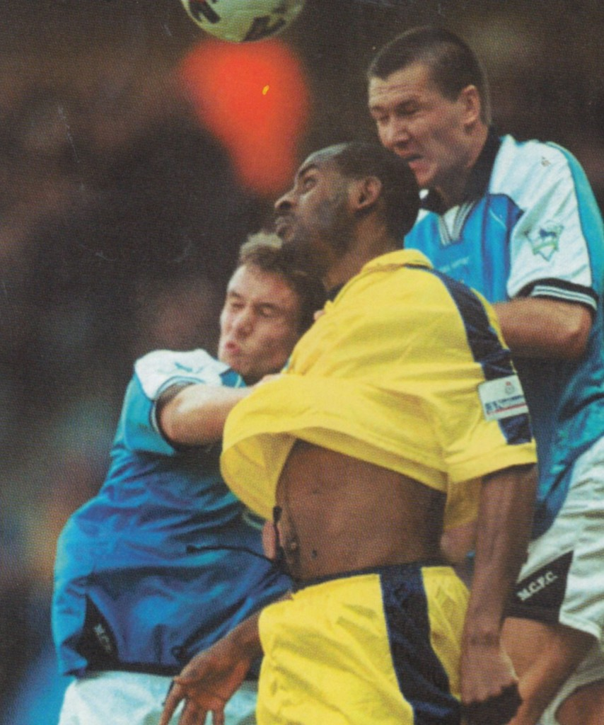 birmingham fa cup 2000 to 01 action9