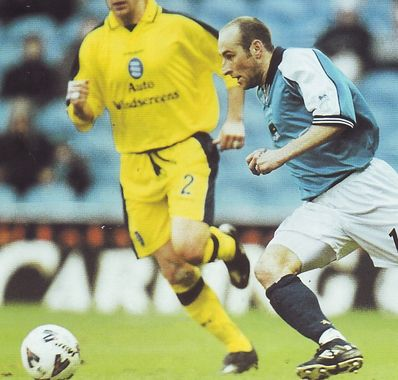birmingham home FA Cup 2000 to 01 action