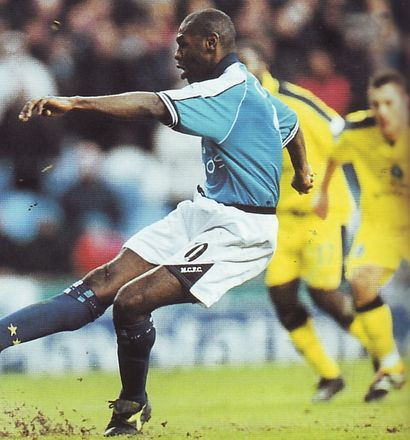 birmingham home FA Cup 2000 to 01 goater goal pen 3-0