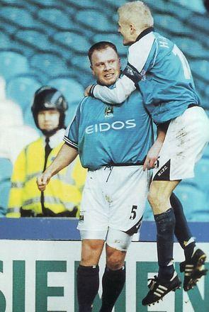 birmingham home FA Cup 2000 to 01 morrison goal 1-0