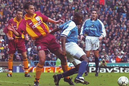 bradford home 2000 to 01 action