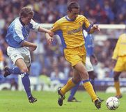 chelsea home 2000 to 01 action