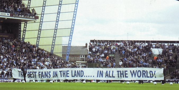 chelsea home 2000 to 01 banner