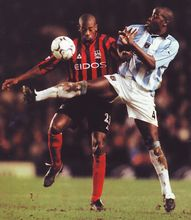 coventry away 2000 to 01 action3