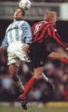 coventry away 2000 to 01 action4