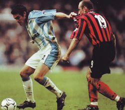 coventry away 2000 to 01 action5