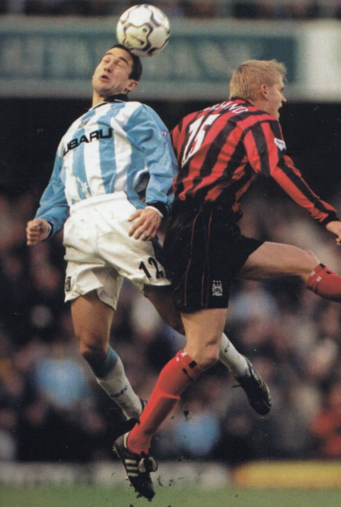 coventry away 2000 to 01 action7