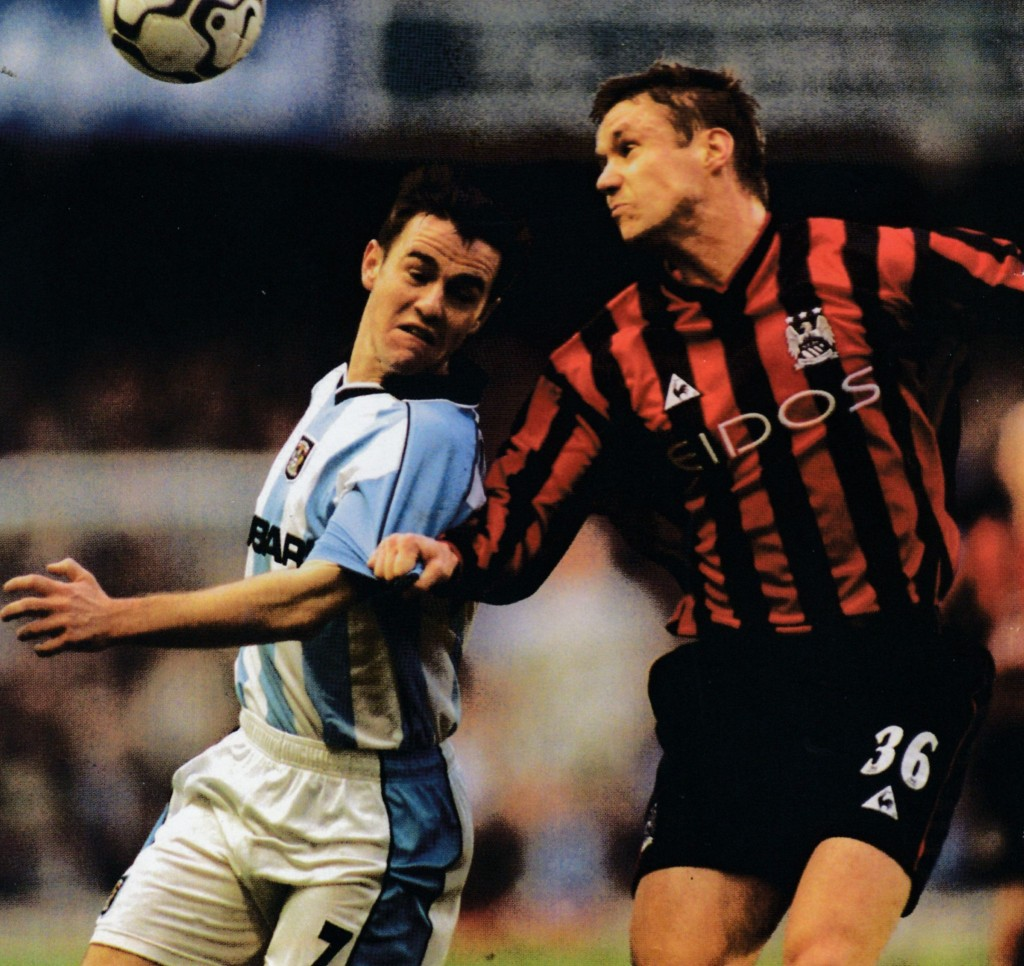 coventry away 2000 to 01 action8