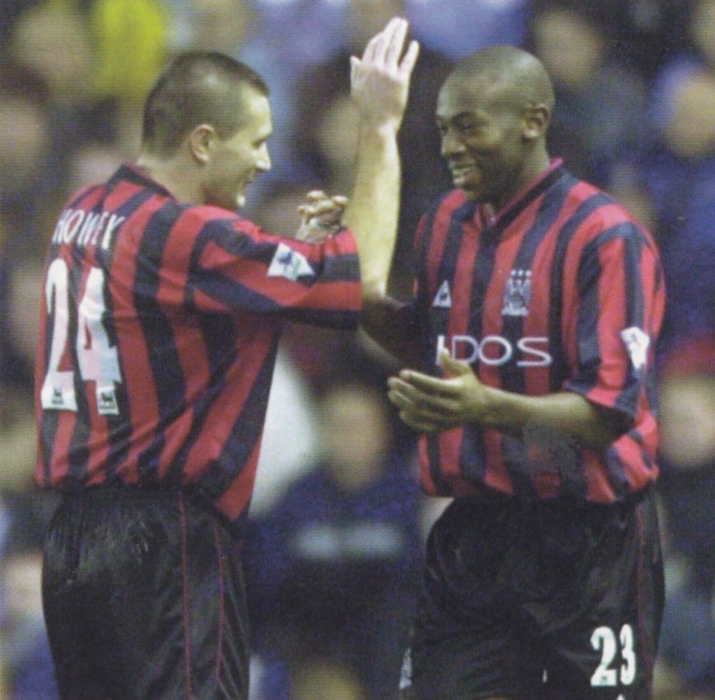 coventry away 2000 to 01 wanchope goal7