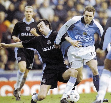 coventry fa cup 2000 to 01 action
