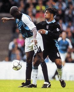 coventry home 2000 to 01 match action