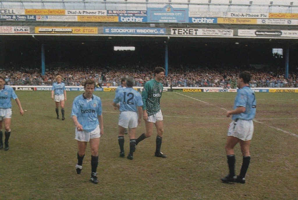 derby home 1990 to 91 quinn in nets