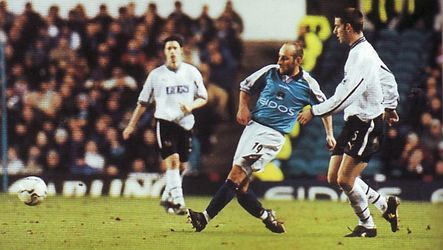 derby home 2000 to 01 action