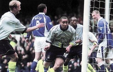everton away 2000 to 01 jff whitley goal2