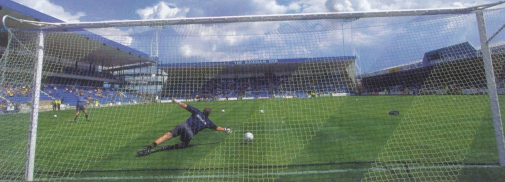 gillingham friendly 2000 to 2001 warm up