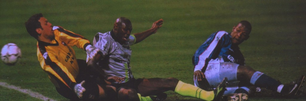 ipswich away 2000 to 01 goater goal