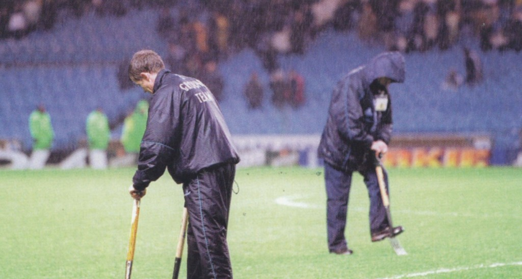 ipswich home lge cup abandoned 2000 to 01 scene before the game2