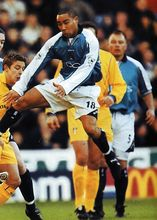 leeds home 2000 to 01 action