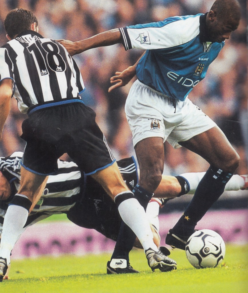 newcastle home 2000 to 01 action7