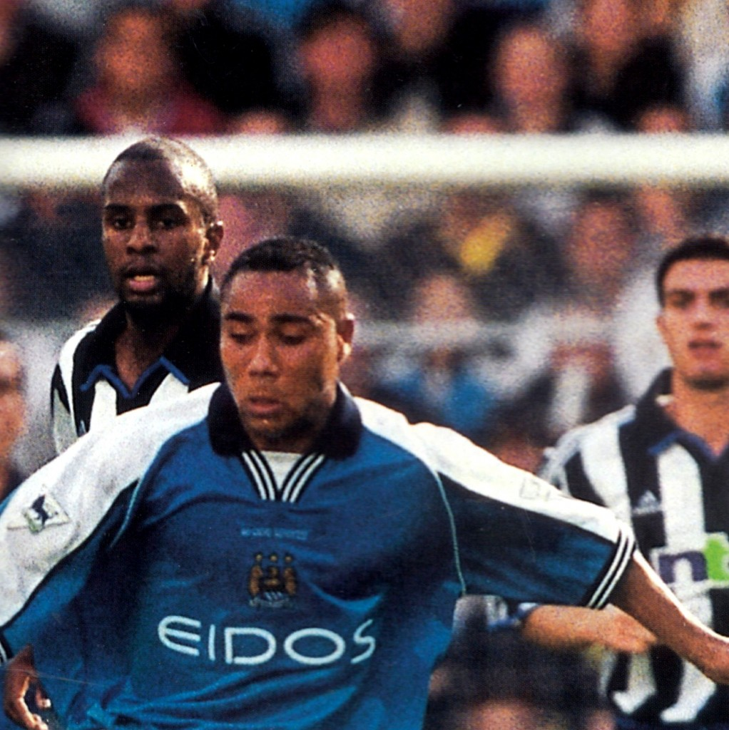 newcastle home 2000 to 01 action8